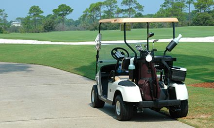 Golfers with Knee Osteoarthritis Should Walk, Not Ride the Cart