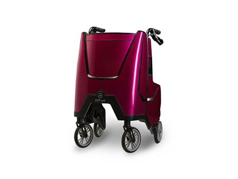 Motivo Inc Launches 2018 Motivo Tour Walker in the US