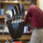 Johns Hopkins Engineers Create an E-Dermis for Prosthetic Hands