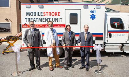 Mobile Stroke Unit Debuts in Georgia