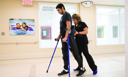 Walk On: Decision Making for Functional Ambulation