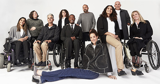 Fashion Choices Expand for Adults Living With Physical Disabilities