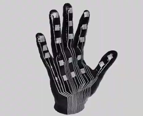 Flexible Electronic Skin Aims to Enable Human-Machine Interactions