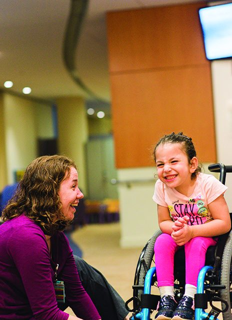 Family-Focused Pediatric Rehab