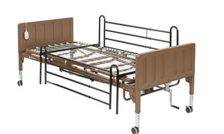 Drive DeVilbiss Healthcare Debuts New Premier Homecare Beds