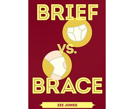 """Brief Vs Brace"" Takes Humorous Look At Knee Replacement Journey"