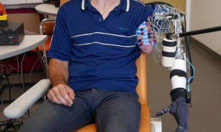 Researchers Design Prosthetic Arm Capable of Decoding Phantom Limb Movements