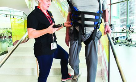 Walk This Way to Post-Stroke Recovery