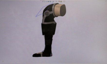 Motorized AFO for Cerebral Palsy Kids in Development