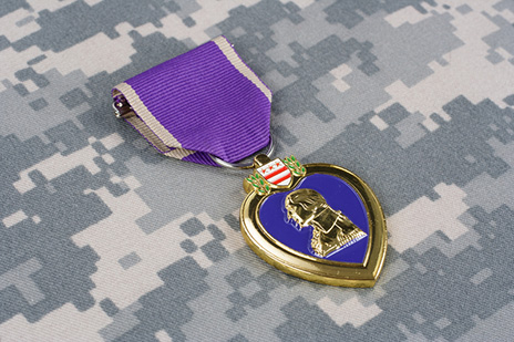 Purple Heart Vets' Disability Claims to Get Priority Processing