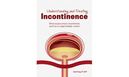 Female DPT Authors a New Book About Incontinence