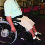 Hidden Figures of Wheelchair Seating