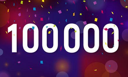Paralysis Resource Center Reaches 100K Milestone