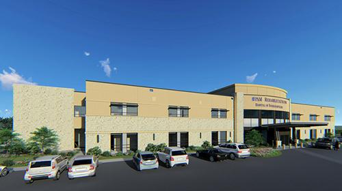 PAM Rehabilitation Hospital of Indianapolis in Development