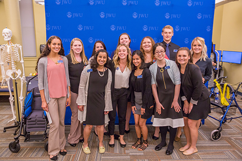 JWU Launches Entry-Level OTD Program on Rhode Island Campus
