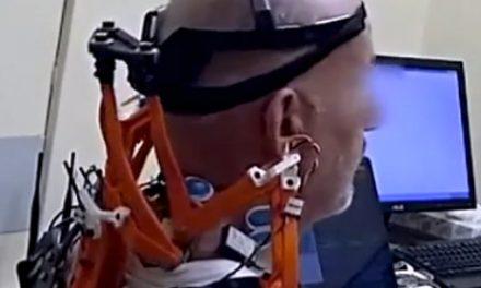 Robotic Brace Aims to Aid Neck Drop Among ALS Patients