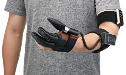 NEOFECT NeoMano Robotic Glove Wins Top Red Dot Prize