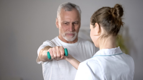 Post-Stroke Rehab Helps Reorganize the Brain, Improving Recovery