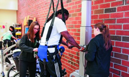 Gait Training: Keep it Challenging