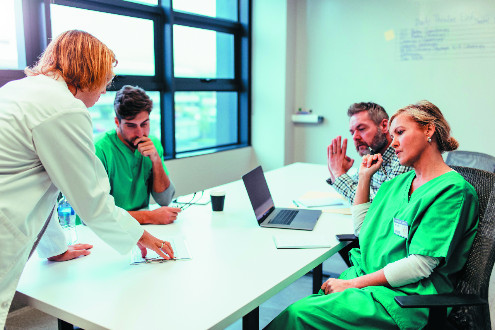 Collaborative Strategy for Taking on Chronic Pain