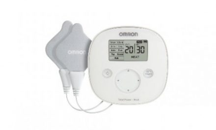 Total Power + Heat from Omron Combines TENS with Heat