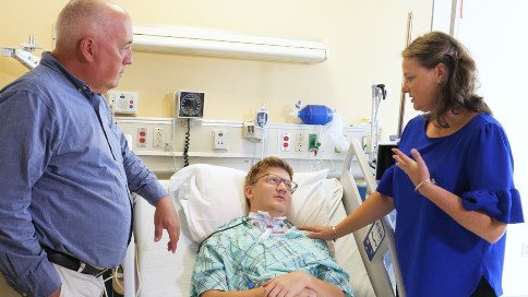 Gaylord Launches 'Destination Vent,' an Online Video Series for Vent-Dependent Patients