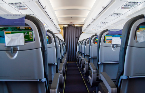 The Physics (and Economics, and Politics) of Wheelchairs on Planes