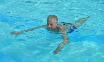 Deep Brain Stimulation for Parkinson's Might Disrupt Swimming Ability