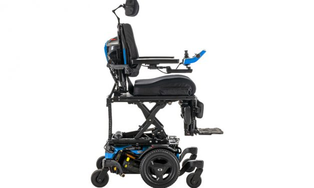 Quantum Rehab Launches the Edge 3 Stretto, Featuring a Smaller Footprint