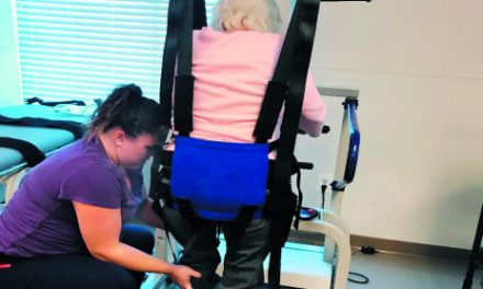 "Stroke Rehabilitation from ""Head to Toe"""