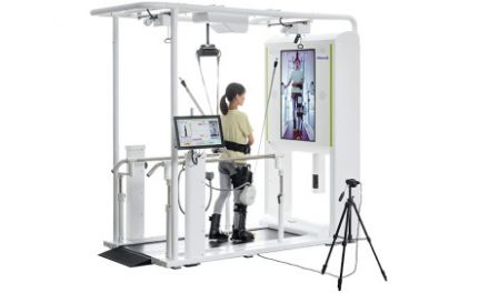 Toyota Debuts Upgraded Walking Rehabilitation Robot