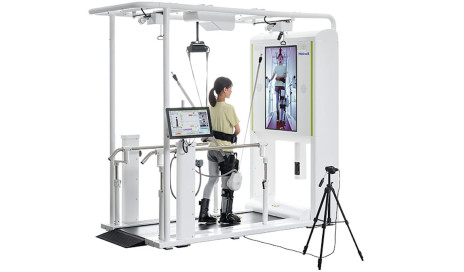 Toyota Debuts Upgraded Walking Rehabilitation Robot