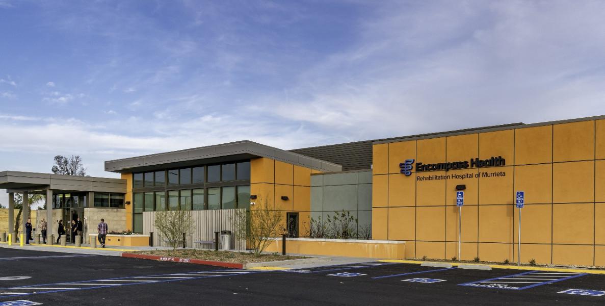 Encompass Health Opens its 134th Rehab Hospital