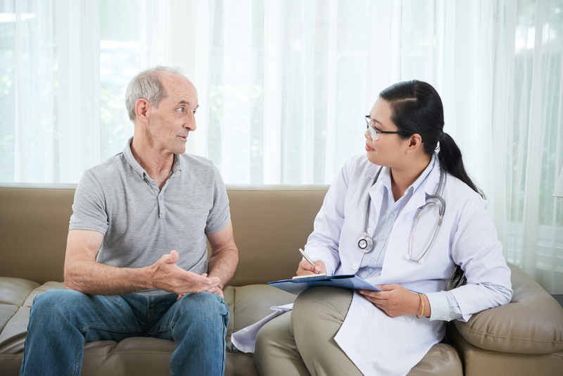 Are Vital Home Health Workers Now A Safety Threat?