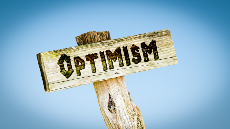 'Don't Worry; Be Happy' – How Optimism Leads to Lower Stroke Severity