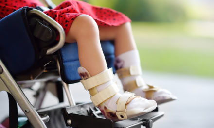 Incorporating an Adaptive Seating System in a Children's Wheelchair Has Benefits, Study Notes