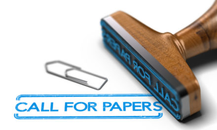 Submit Your Papers Now for the Next ISS