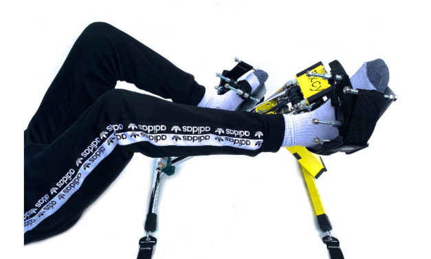 Supine Pedaling for Bedridden Patients Fights Muscle Loss
