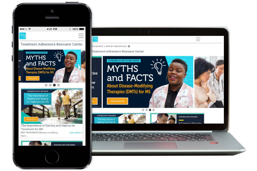 New MyMSTeam Resource Center Aims to Educate People Living With Multiple Sclerosis
