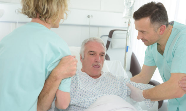 Going Prone: OTs and PTs Flip for Acute Care