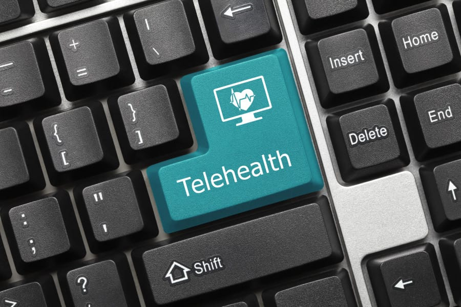 Telehealth Popularity Rises During Pandemic, But Are Older Adults Being Left Out?